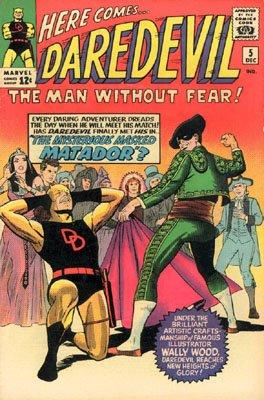 Daredevil # 5 Issues V1 (1964 - 1998)