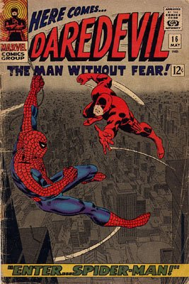 Daredevil # 16 Issues V1 (1964 - 1998)