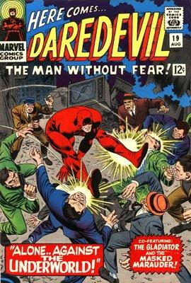 Daredevil # 19