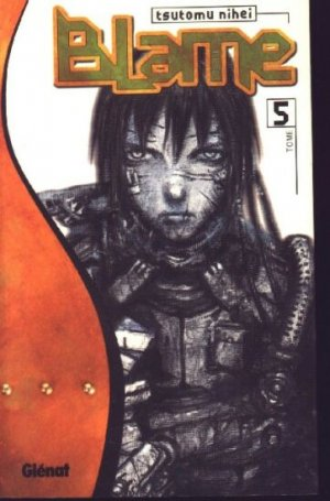 couverture, jaquette Blame ! 5 1ère édition (Glénat Manga)