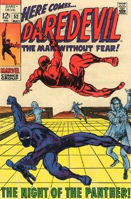 Daredevil # 52 Issues V1 (1964 - 1998)
