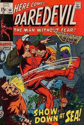Daredevil # 60 Issues V1 (1964 - 1998)