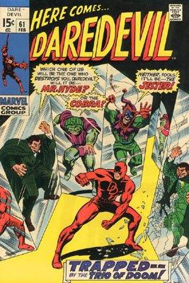 Daredevil # 61 Issues V1 (1964 - 1998)