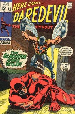 Daredevil # 63 Issues V1 (1964 - 1998)