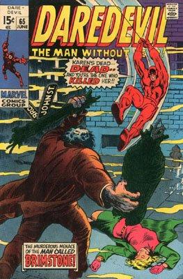 Daredevil # 65 Issues V1 (1964 - 1998)