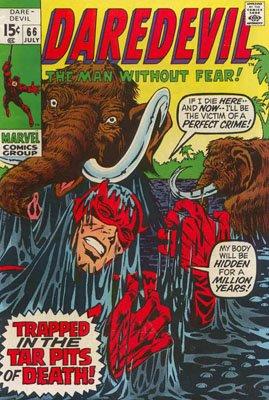 Daredevil # 66 Issues V1 (1964 - 1998)