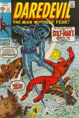 Daredevil # 67 Issues V1 (1964 - 1998)