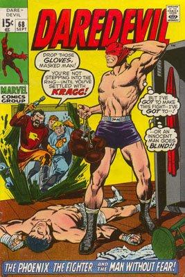 Daredevil # 68 Issues V1 (1964 - 1998)