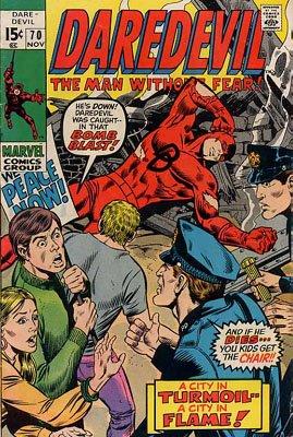 Daredevil # 70 Issues V1 (1964 - 1998)