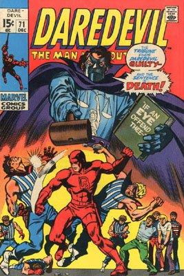 Daredevil # 71 Issues V1 (1964 - 1998)