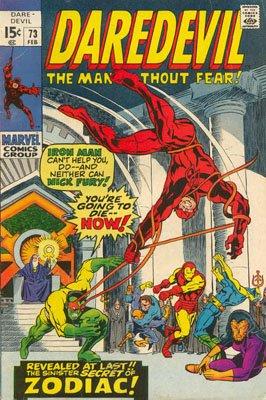 Daredevil # 73 Issues V1 (1964 - 1998)