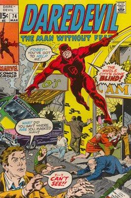 Daredevil # 74 Issues V1 (1964 - 1998)