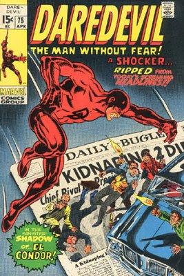 Daredevil # 75 Issues V1 (1964 - 1998)