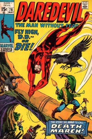 Daredevil # 76 Issues V1 (1964 - 1998)