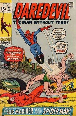 Daredevil # 77 Issues V1 (1964 - 1998)