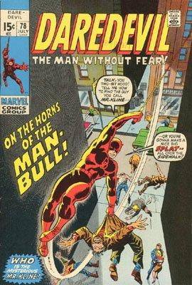 Daredevil # 78 Issues V1 (1964 - 1998)