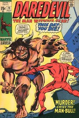 Daredevil # 79 Issues V1 (1964 - 1998)