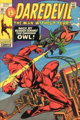 Daredevil # 80 Issues V1 (1964 - 1998)