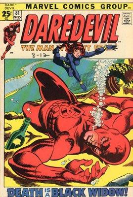 Daredevil # 81 Issues V1 (1964 - 1998)