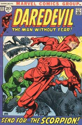 Daredevil # 82 Issues V1 (1964 - 1998)