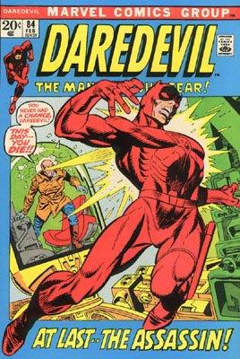 Daredevil # 84 Issues V1 (1964 - 1998)