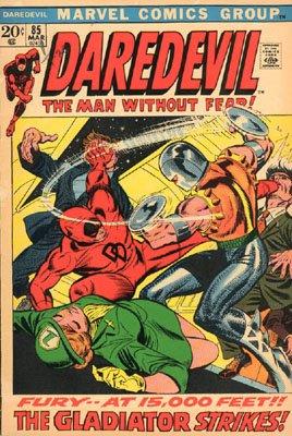 Daredevil # 85 Issues V1 (1964 - 1998)