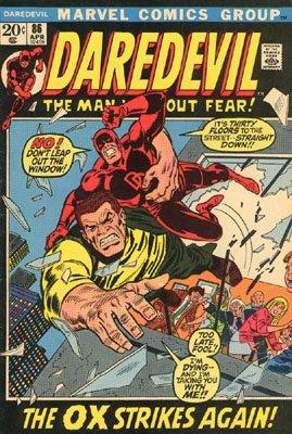 Daredevil # 86 Issues V1 (1964 - 1998)