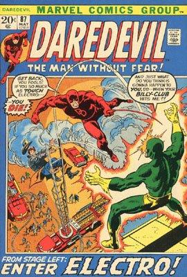 Daredevil # 87 Issues V1 (1964 - 1998)