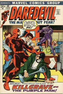 Daredevil # 88 Issues V1 (1964 - 1998)