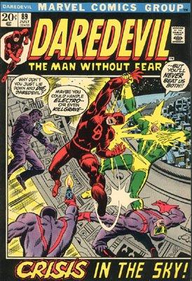 Daredevil # 89 Issues V1 (1964 - 1998)