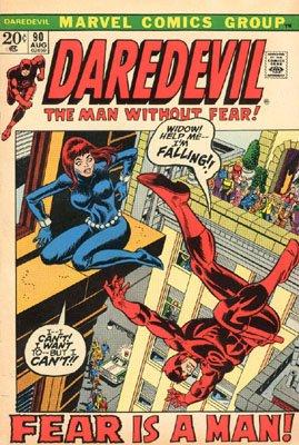 Daredevil # 90 Issues V1 (1964 - 1998)