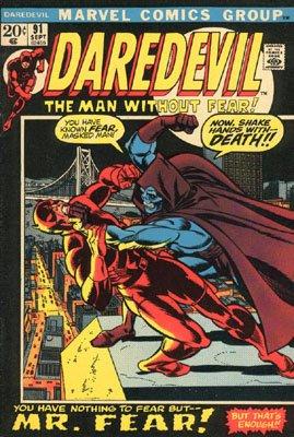 Daredevil # 91 Issues V1 (1964 - 1998)