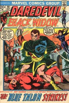 Daredevil # 92 Issues V1 (1964 - 1998)