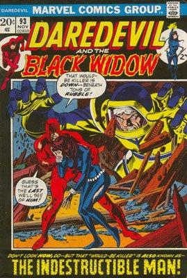 Daredevil # 93 Issues V1 (1964 - 1998)