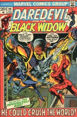 Daredevil # 94 Issues V1 (1964 - 1998)