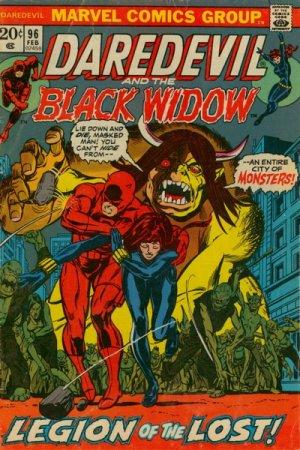 Daredevil # 96 Issues V1 (1964 - 1998)