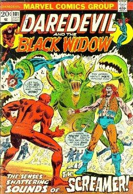 Daredevil # 101 Issues V1 (1964 - 1998)