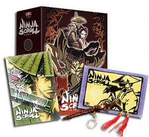 Ninja Scroll édition Collector artbox