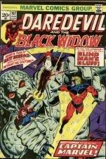 Daredevil # 107 Issues V1 (1964 - 1998)