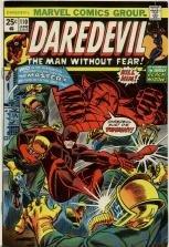 Daredevil # 110 Issues V1 (1964 - 1998)