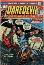 Daredevil # 111 Issues V1 (1964 - 1998)