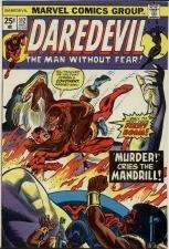 Daredevil # 112 Issues V1 (1964 - 1998)