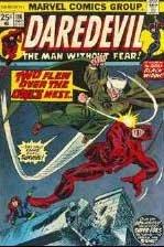 Daredevil # 116 Issues V1 (1964 - 1998)