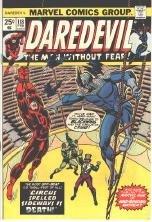 Daredevil # 118 Issues V1 (1964 - 1998)