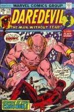 Daredevil # 119 Issues V1 (1964 - 1998)