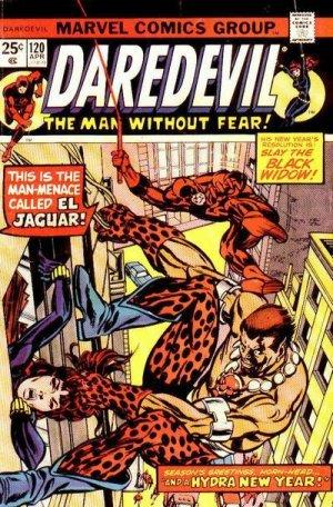 Daredevil # 120 Issues V1 (1964 - 1998)