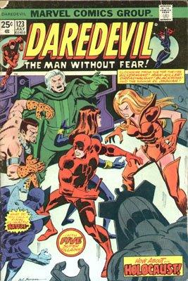 Daredevil # 123 Issues V1 (1964 - 1998)