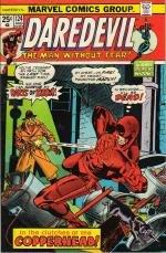Daredevil # 124 Issues V1 (1964 - 1998)