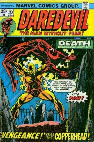 Daredevil # 125 Issues V1 (1964 - 1998)