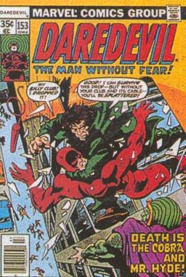 Daredevil 153